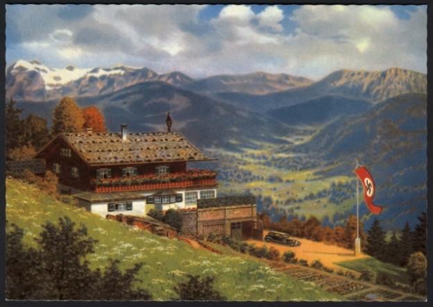 Berghof Painting